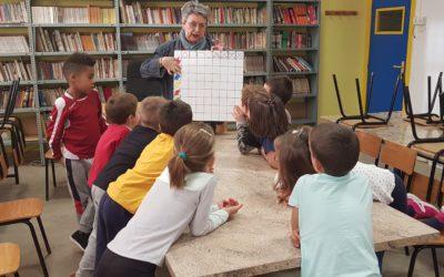 Trabajo por rincones en 1º y 2º de primaria