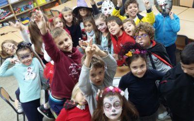Celebrating Halloween in Primary