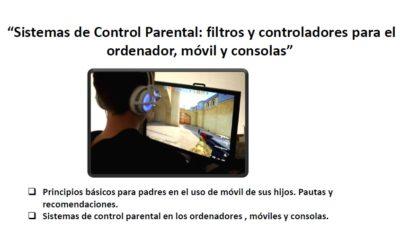 Escuela de padres: Control parental